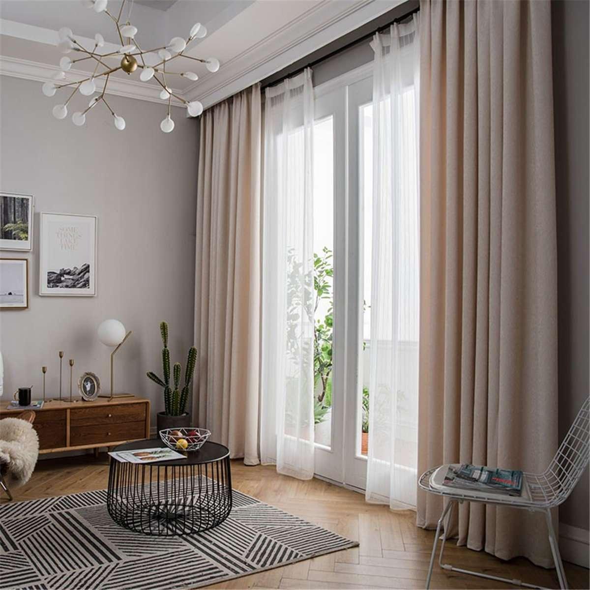 窗帘与室内装修色调的搭配技巧